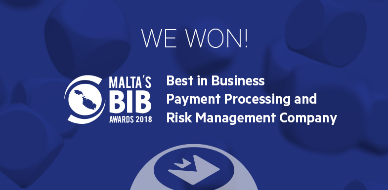 MoneyMatrix wins Best in Business Payment Processing and Risk Management Company Award 2018